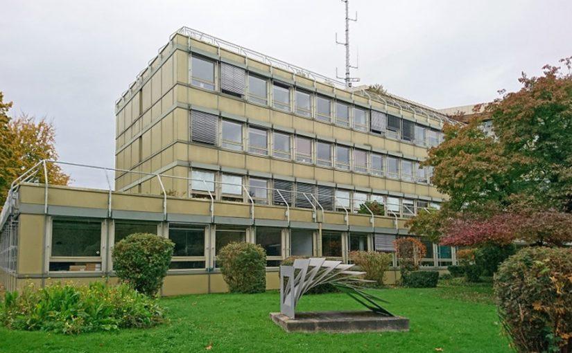 Friedrichshafen, Landratsamt (Bild: Peter Liptau, 2019)