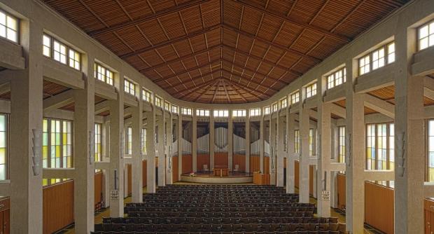 Berlin, Kirche der Christlichen Wissenschaft (Bild: Wolfgang Bittner)