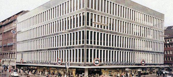 Hamburg, C&A-Gebäude in der Mönckebergstraße (Bild: ric-stiens.de)