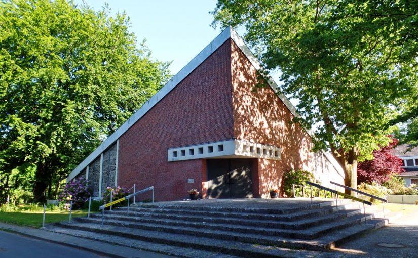 Hamburg-Volksdorf: Ein Bauheft für St. Gabriel