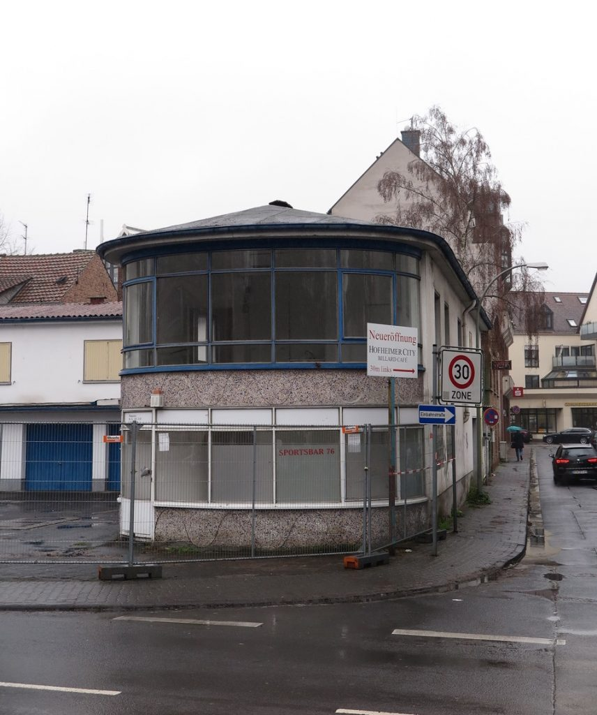 Hofheim im Taunus, Motel Mariann (Bild: Fritz Schmidt, Oktober 2020)
