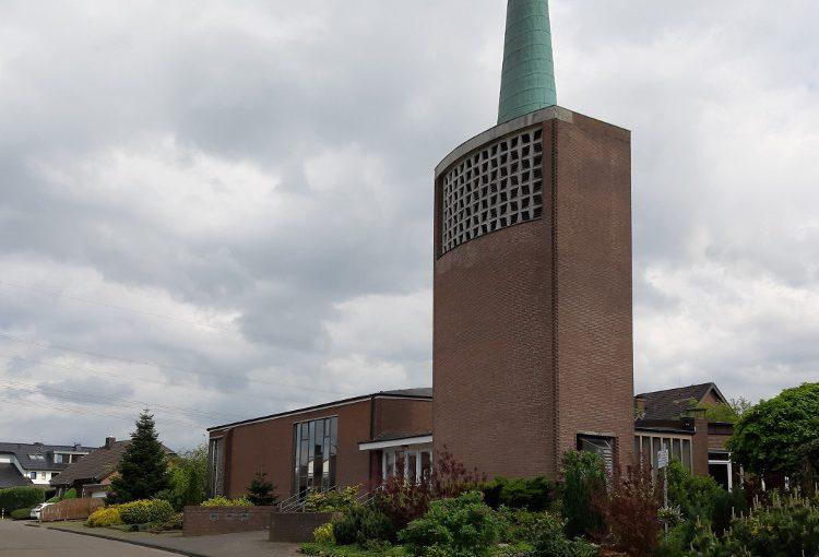 Bielefeld-Altenhagen, Johanneskirche (Bild: Karin Berkemann, 2019)