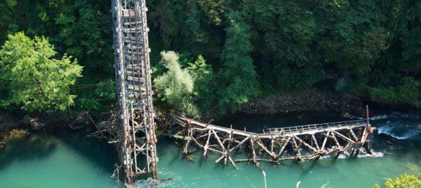 Brücke von Jablanica (Bild: Alessandro Giangiulio, CC BY SA 2.0)