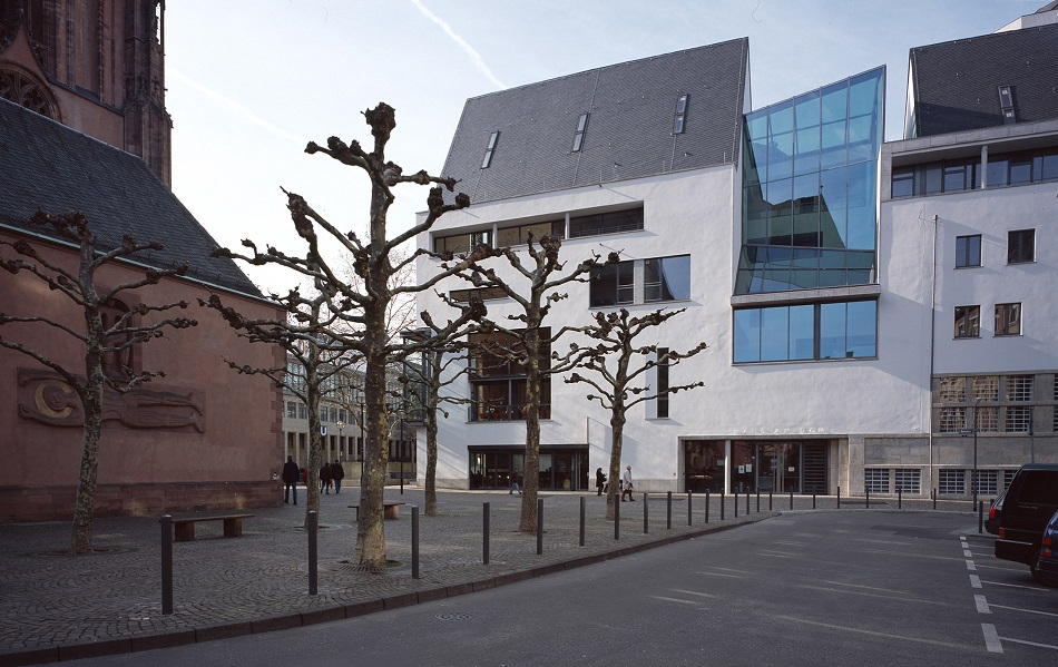 Frankfurt, Haus am Dom (Bild: Jourdan & Müller Steinhauser Architekten)