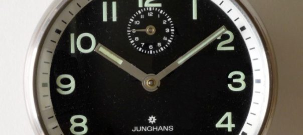 Junghans-Wecker, um 1970 (Bild: Phrontis, CC BY SA 3.0)