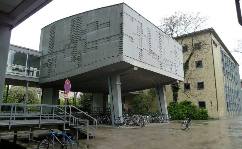 KIT reißt Wilhelm-Nusselt-Hörsaal ab