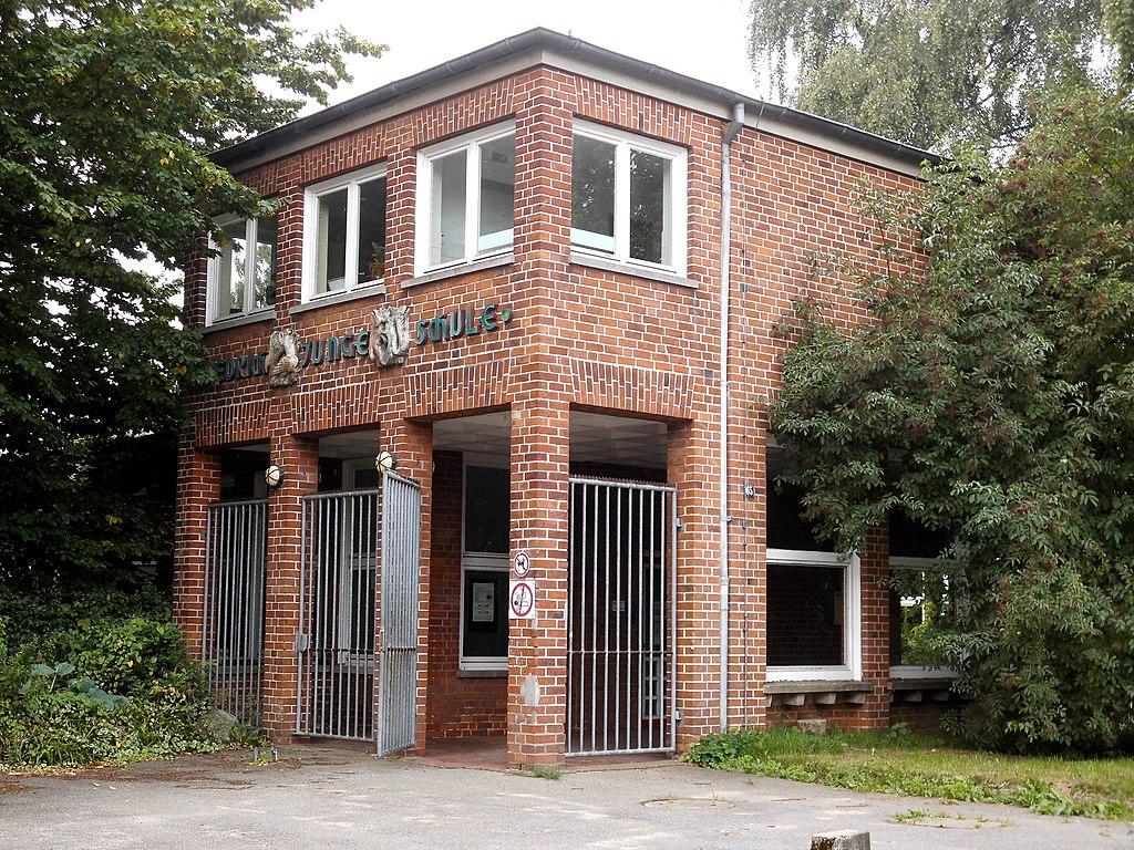 Kiel, Friedrich-Junge-Schule (Bild: Siegbert Brey, CC BY SA 4.0, 2015)