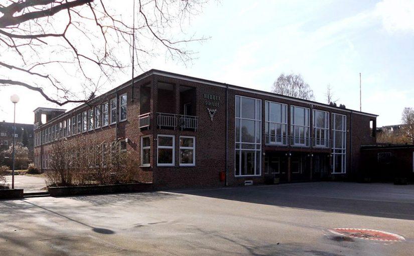 Kiel, Hebbelschule (Bild: Siegbert Brey, CC BY SA 4.0, 2012)