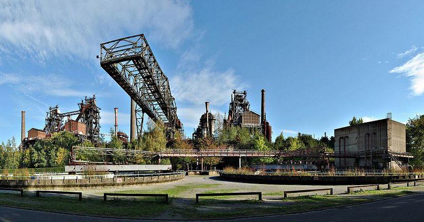 Landschaftspark Duisburg Nord (Bild: Carschten, CC BY SA 3.0, 2010)