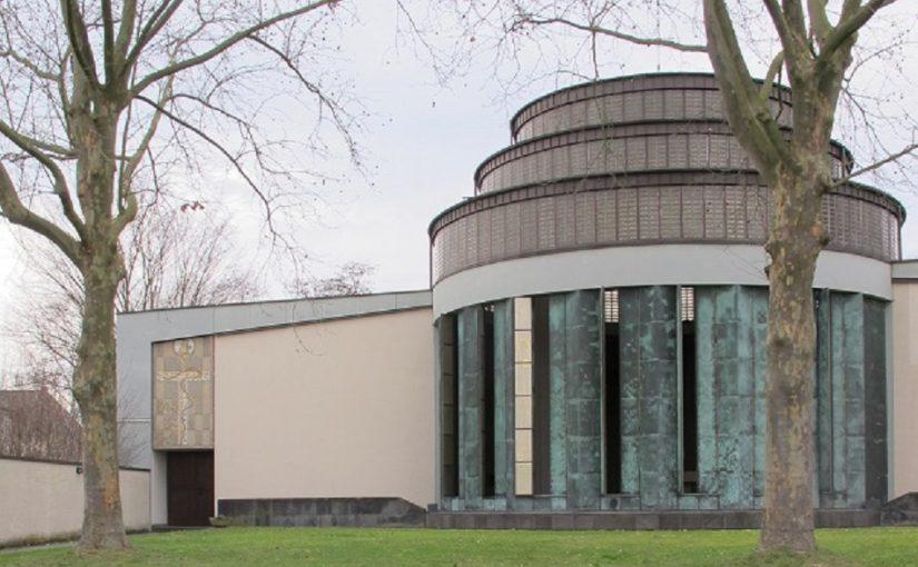 Mainz, Heilig Kreuz (Bild: K. Berkemann)
