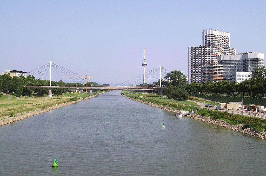Mannheim, Collini-Center (Bild: Immanuel Giel, gemeinfrei, 2006)