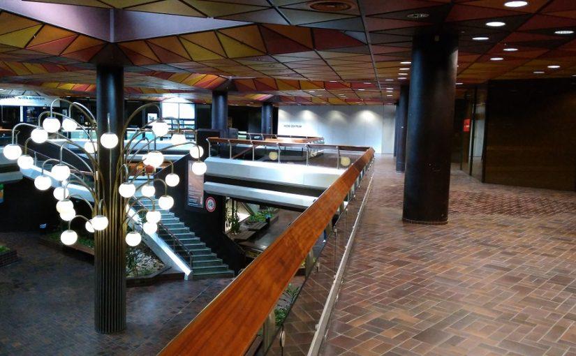 Collini-Center: Ein letztes Mal bummeln wie in den 70ern