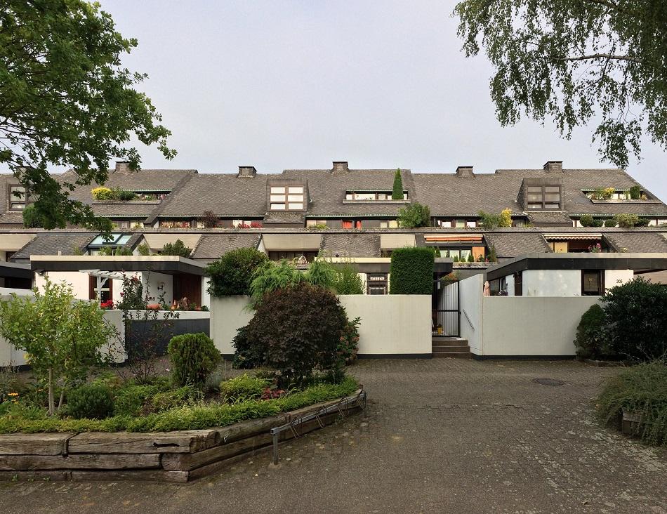 Marl, Hügelhaus I (Bild: Gunnar Klack, CC BY SA 2.0, 2017)