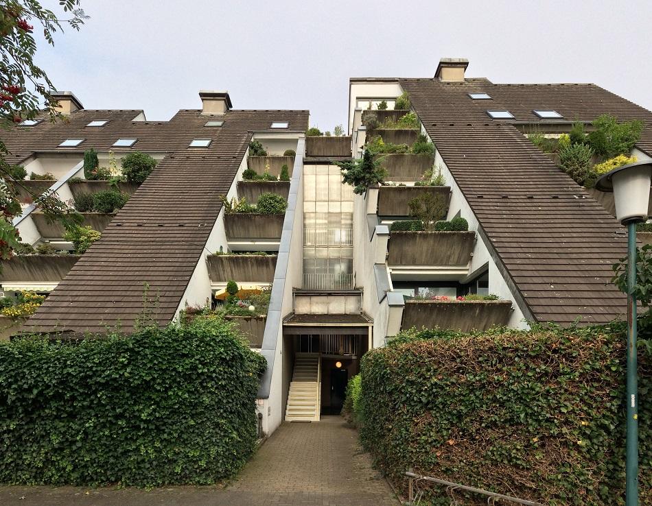 Marl, Hügelhaus II (Bild: Gunnar Klack, CC BY SA 2.0, 2017)