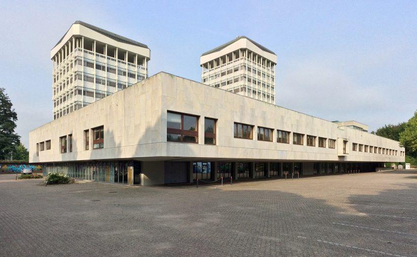 Zum Beispiel Verwaltungsbauten