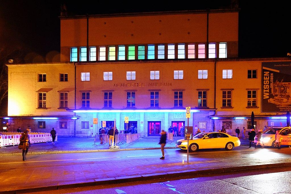 München, Blitz-Club (Bild: Kaethe17, CC BY SA 4.0, 2020)