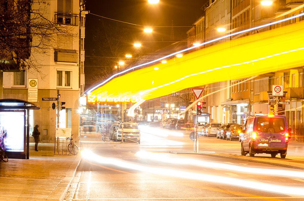 München, Blumenstraße (Bild: Investment alex, CC BY SA 4.9, 2014)