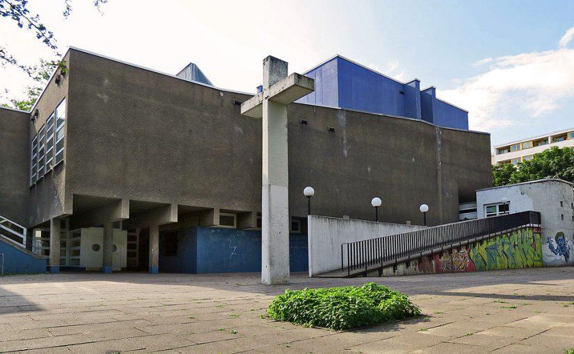 Berlin-Plötzensee, Ev. Gedenkkirche (Bild: Alexrk2, CC BY SA 3.0, 2012)