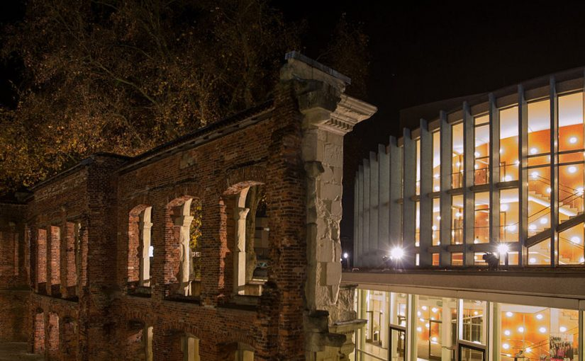 Münster, Stadttheater (Bild: Theater Münster, CC BY SA 4.0, 2014)