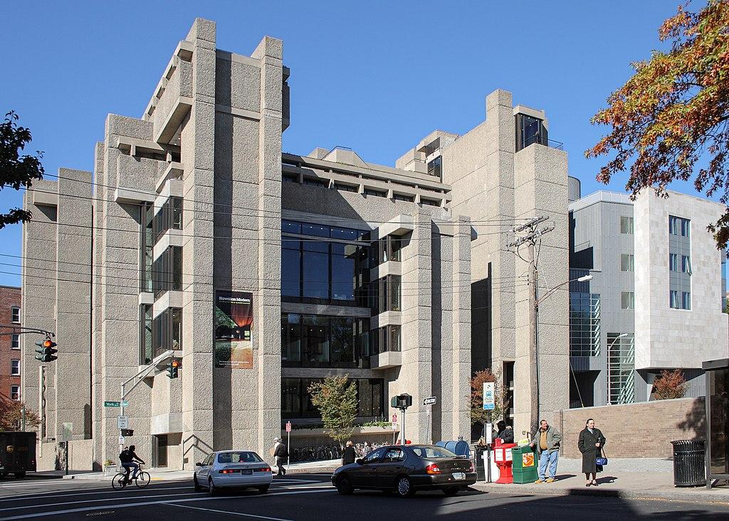 Yale, Architektur- und Kunstfakultät (Bild: Sage Ross, GFDL oder CC BY SA 3.0, 2008)