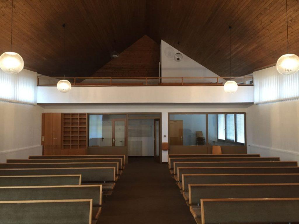 Peißenberg, Neuapostolische Kirche (Bild: Verkaufsanzeige, via mapio.net)
