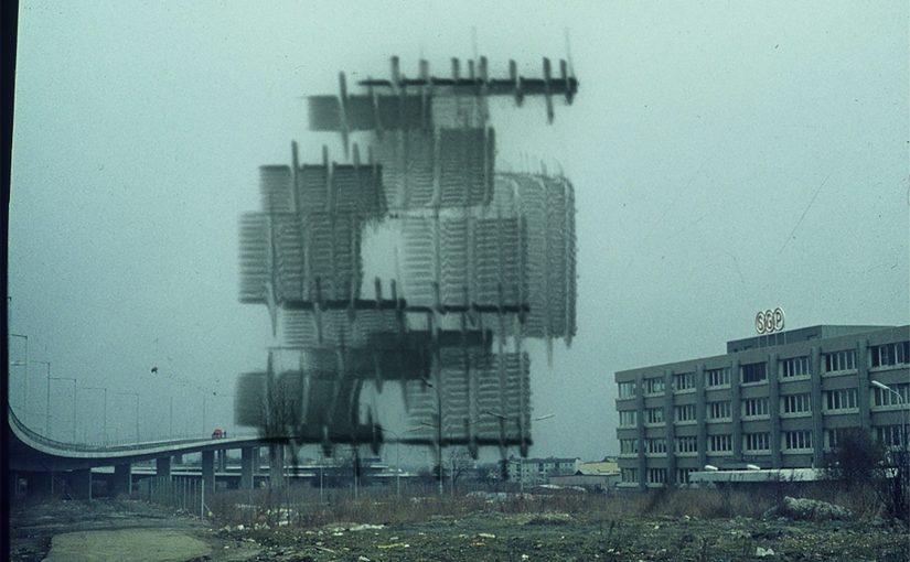 Otto Beckmann, Imaginäre Architektur, 1977-80 (Bild: © Archiv Otto Beckmann)