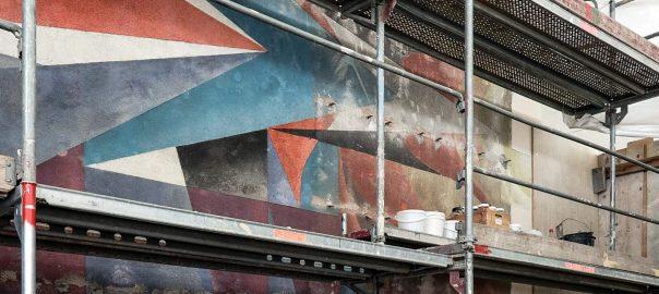 Plauen: Rathaus-Wandbild gerettet
