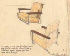 Richard Neutra: Vom Haus zum Möbel