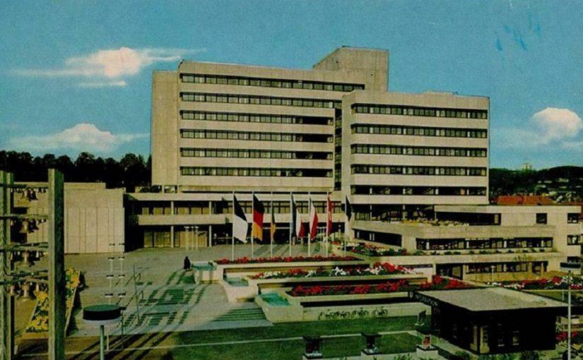Sindelfingen: Neues Rathaus wird 50