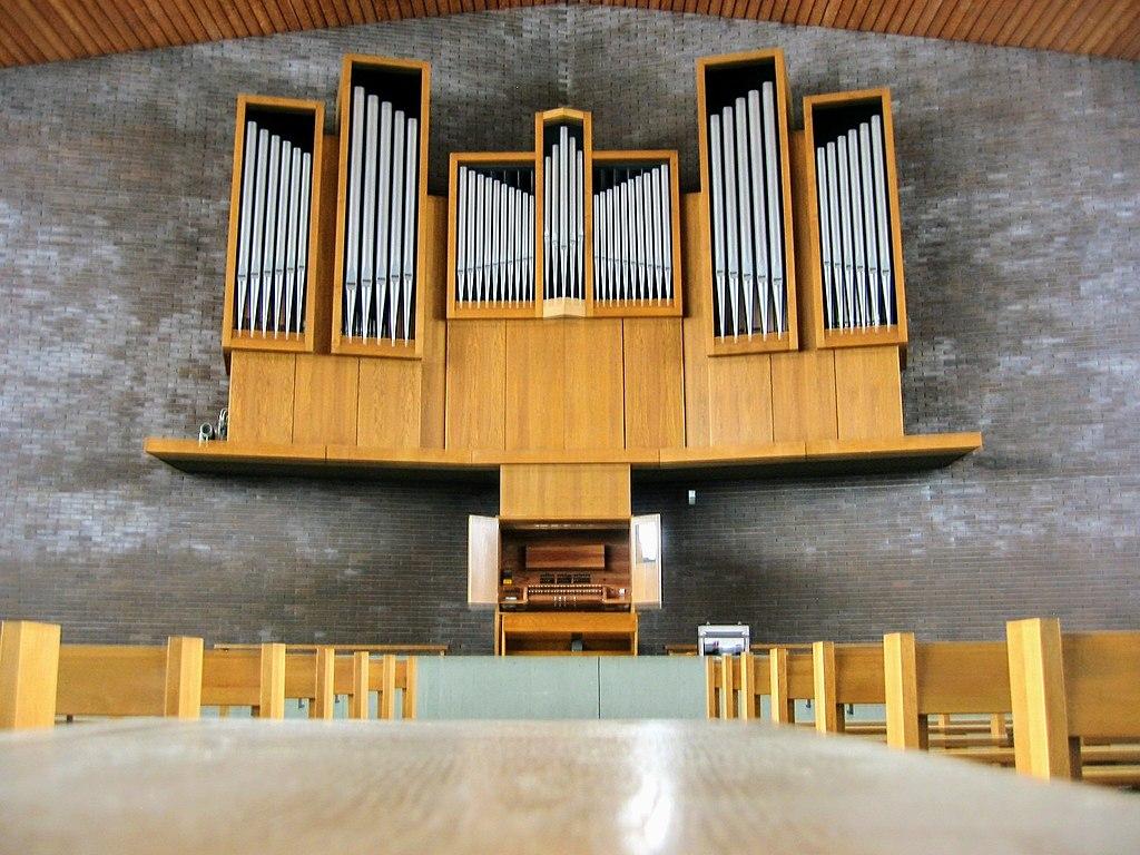 St. Wendel, Hl. Geist (Bild: Hubert Fasen, CC BY SA 4.0, 2006)