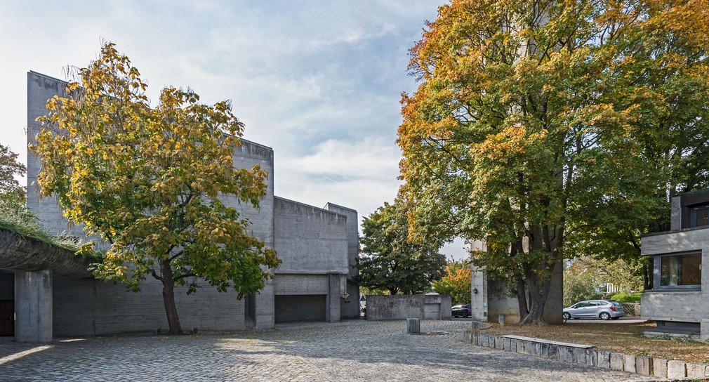 Stuttgart-Sonnenberg, Ev. Gemeindezentrum (Bild: Iris Geiger-Messner)
