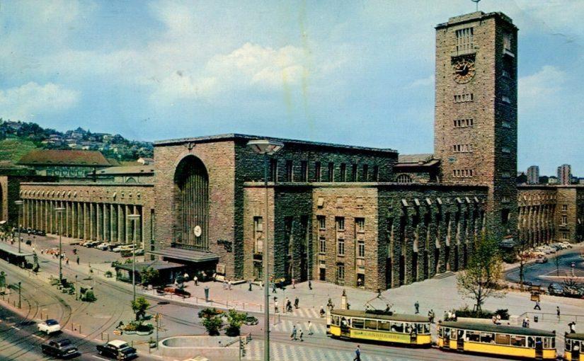 Kämpfer für den Bahnhof: Peter Dübbers ist gestorben