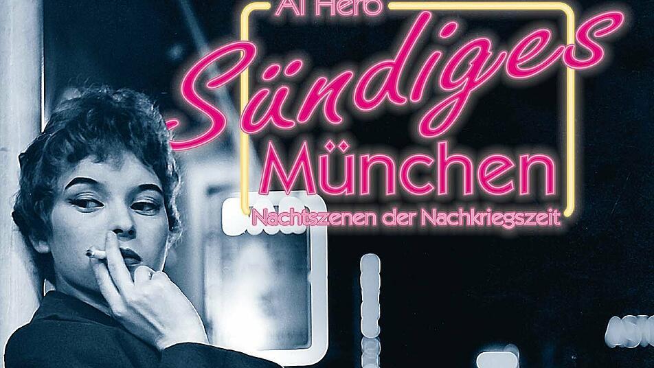Al Herb. Sündiges München (Bild: Buchcover, Detail, Hirschkäfer Verlag)
