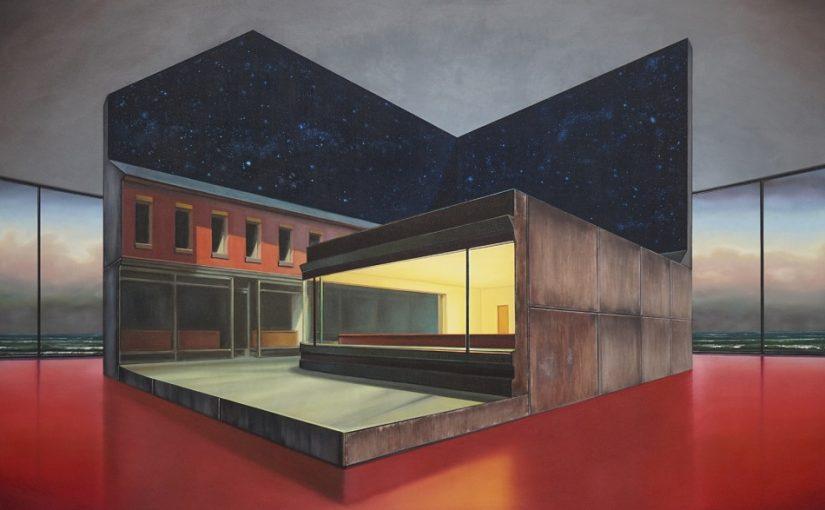 Tobias Stutz, Boulevard of Edward´s dreams, 2019 (Bild: via tobiasstutz.de)