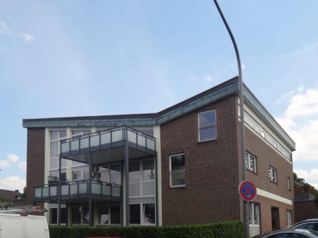 Viersen, Dietrich-Bonhoeffer-Zentrum (Bild: via mapio.net)