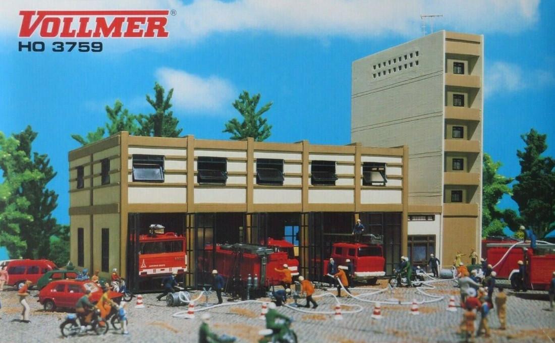 Vollmer-Future-Line, Städtische Feuerwehr (Bild: historischer Karton)