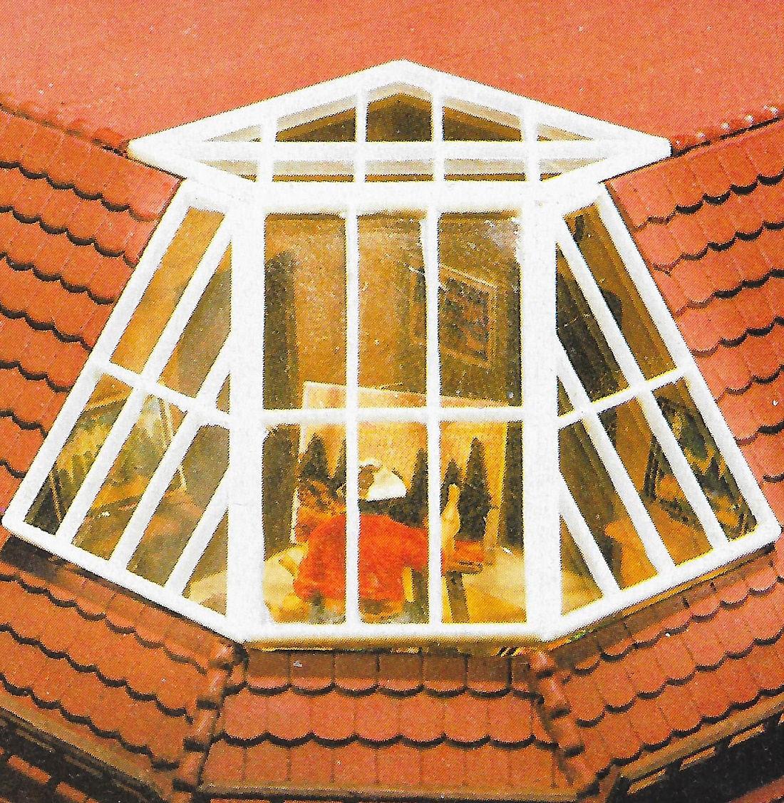Vollmer-FutureLine, City-Eckhaus (Bild: Vollmer-Katalog 1987, privat)