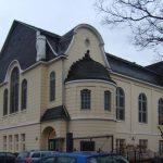 Wuppertal, Gemeindehaus am Güterplatz, 2007 (Bild: Pitichinaccio, PD)