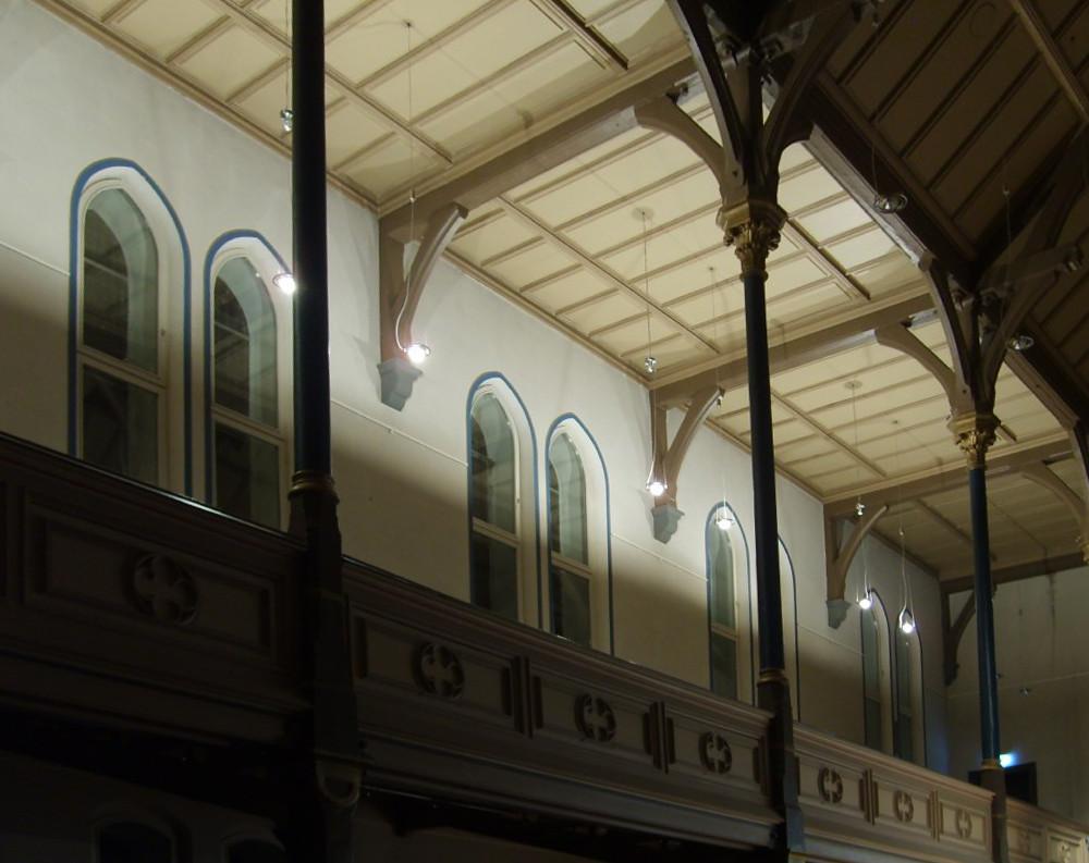 Wuppertal, Immanuelskirche, 2007 (Bild: Pitichinaccio, PD)