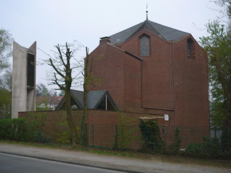 Wuppertal, Michaelskirche, 2008 (Bild: Atamari, CC BY SA 3.0)