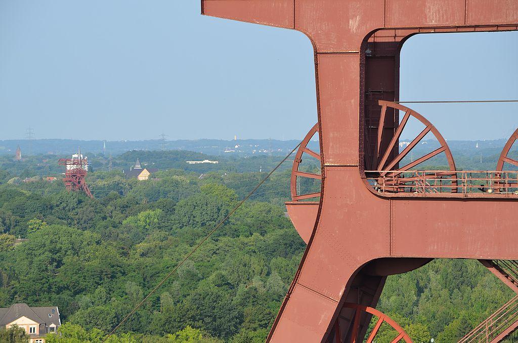 Zeche Zollverein (Bild: Steffen Schmitz, CC BY SA 3.0, 2013)