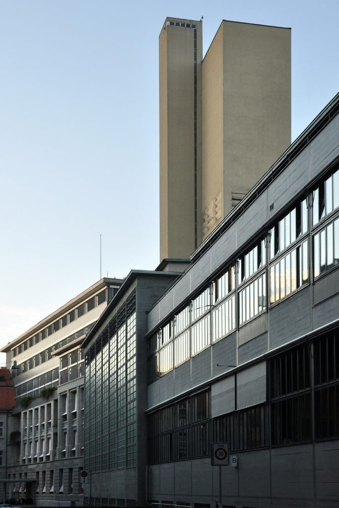 Zürich, Maschinenlaboratorium der ETH (Bild: Roland zh, CC BY SA 4.0, 2011)